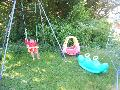 Infant swing for the little ones